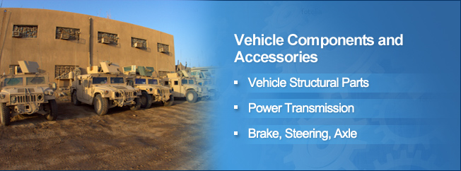 Vehicle Components and Accessories