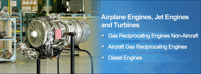 Airplane Engine, Jet Engine, Turbine