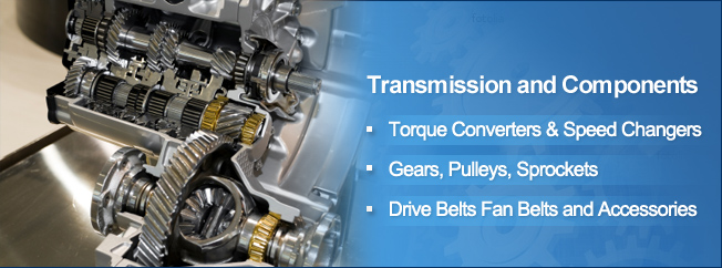 Transmission and Components