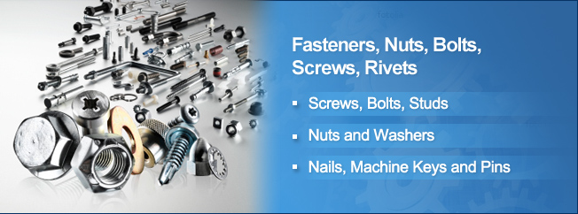 Fastener, Nut, Bolt, Screw, Rivet