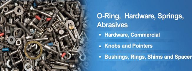 O-Ring, Hardware, Spring, Abrasive