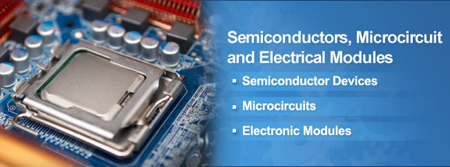Semiconductor, Microcircuit, Electrical Module